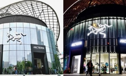 Arc'teryx Opens Brand Store In Guangzhou, China