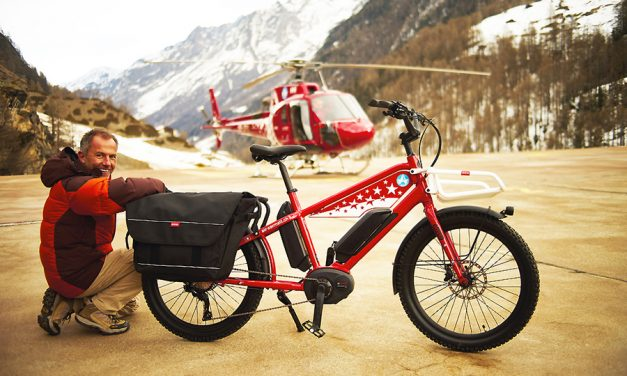 Rescue Pilots Now Have A Special Edition Benno Boost Etility Bike For Commuting
