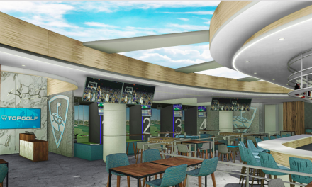 Topgolf Introduces First 'Topgolf Lounge'