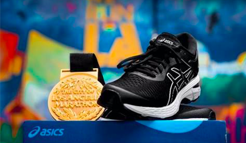 Asics To Return As Presenting Sponsor Of Los Angeles Marathon