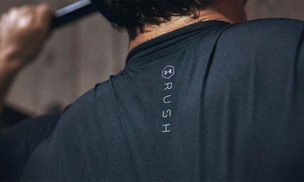 UA Rush … The Fabric Version Of An Infrared Sauna