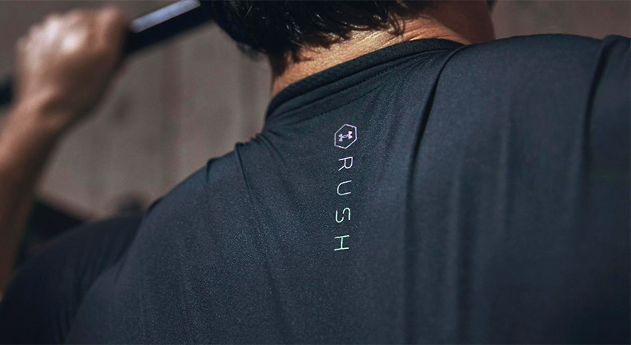 UA Rush … The Fabric Version Of An Infrared Sauna