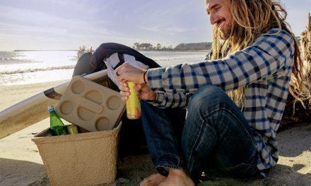 Bye-Bye Styrofoam … Igloo Goes Green With $10 Biodegradable Cooler