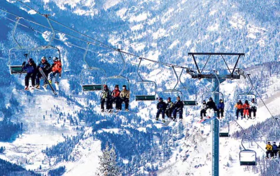 Skier Visits Top 59 Million In 2018/19 Season