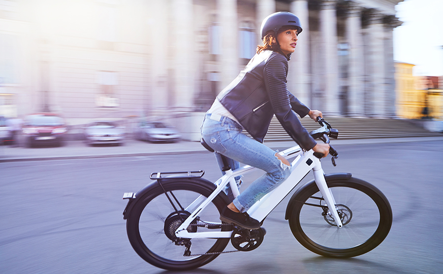 A Superior Ride With Stromer Bikes
