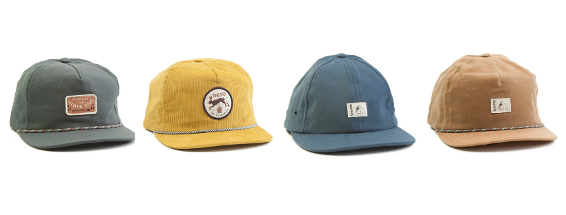 Desolation Wilderness-Inspired Hat Collection Takes You Way Out There