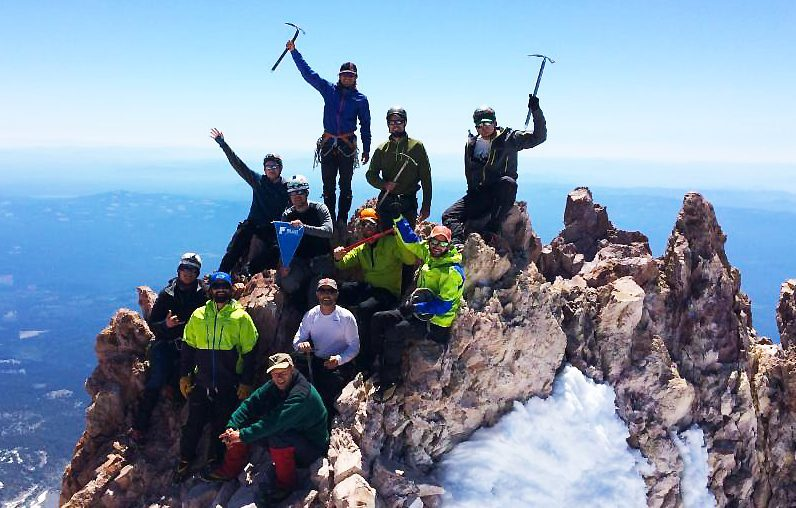 """Big City Mountaineers Opens 2019 Registration For Its 11 """"Summit for Someone"""" Climbing Adventures"""