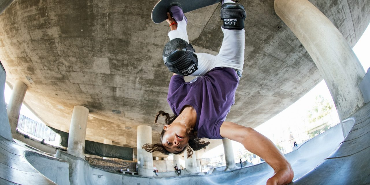 World-Renowned Pro Skater Lizzie Armanto Launches New Vans Skate Footwear and Apparel Collection