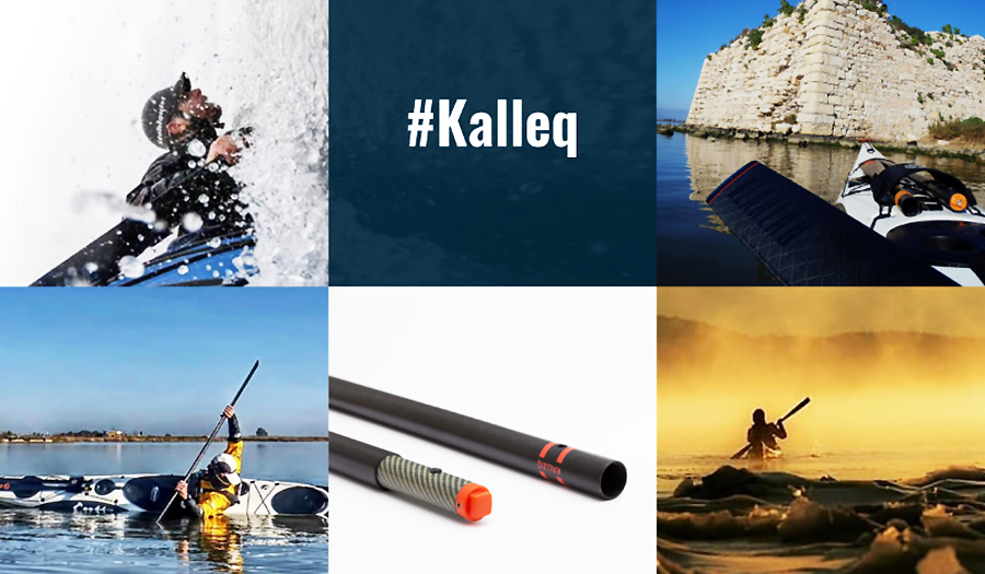 The Kalleq … Gearlab's Latest High-Performance, Open Water Excursion Paddle