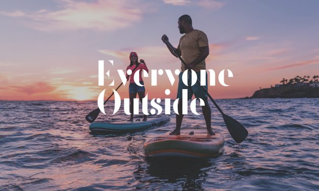 The Outbound Collective Launches #EveryoneOutside Initiative To Build A More Inclusive Outdoor Community