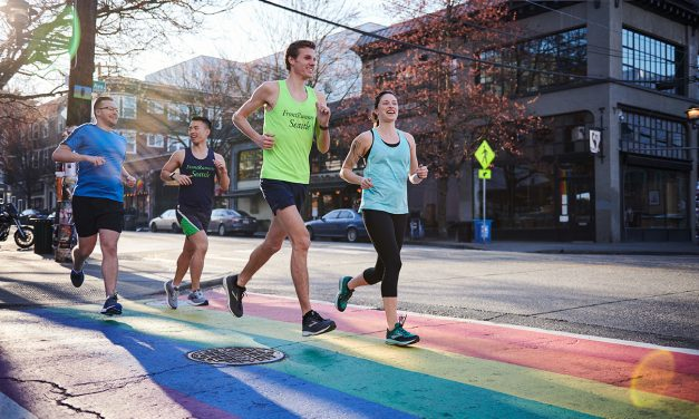 Brooks Running Announces Partnership with International Front Runners