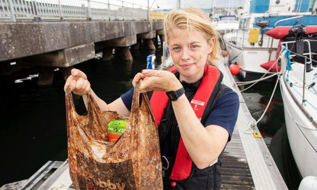 Do Biodegradable Plastics Reduce Ocean Pollution?