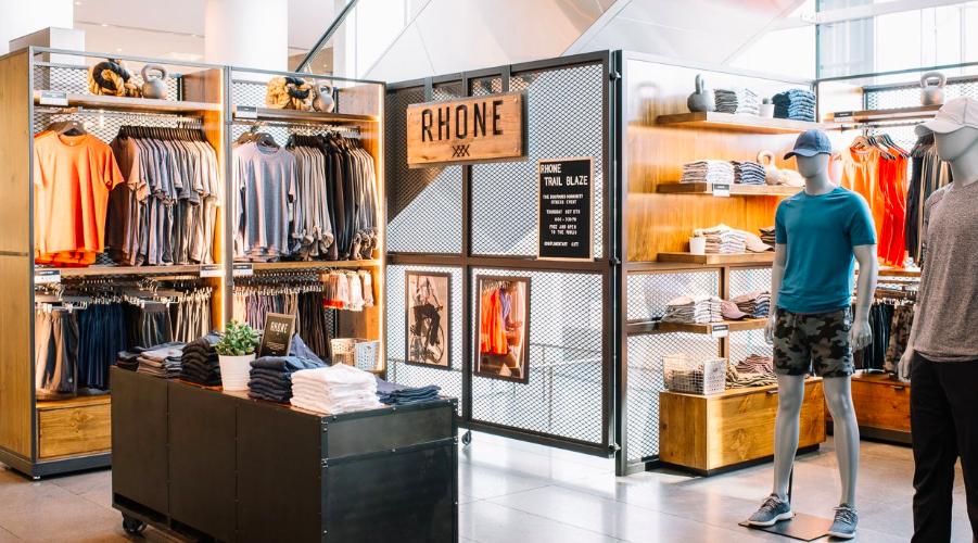 Rhone Opens Store In Manhattan