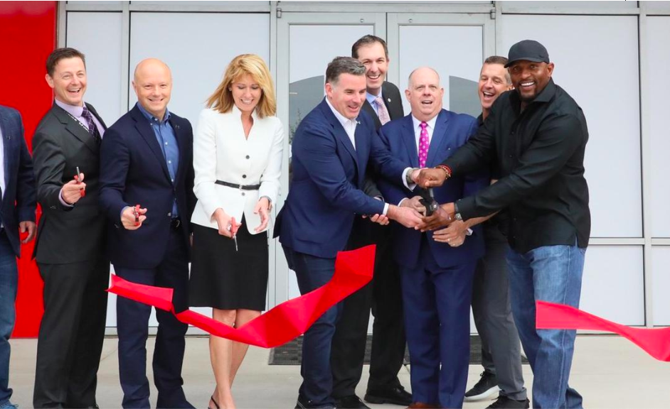 Under Armour Opens New Omni Distribution House