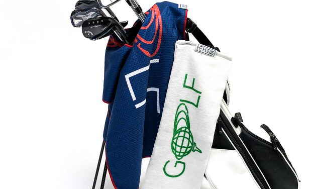 LEUS Towels And BEAMS GOLF Collaborate On Limited Edition Collection