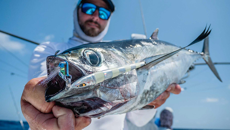 Behind The Deal: Mustad Hooks A Keeper In TUF-Line