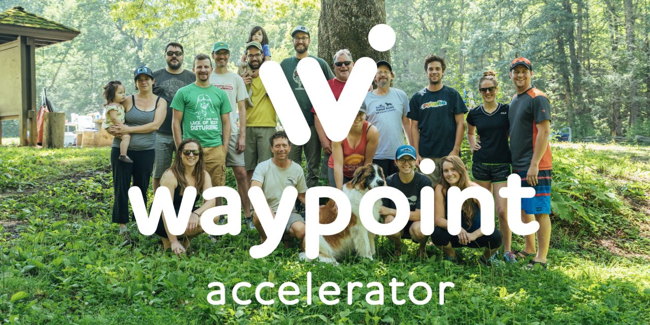 Calling WNC Outdoor Brands, Introducing Waypoint Accelerator