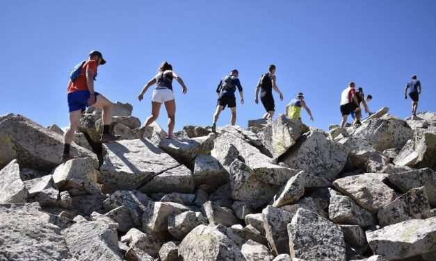 Black Diamond Partners With Cirque Series, The Premier Mountain Running Series In The USA