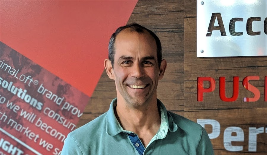 PrimaLoft Names Jim Frazier SVP, Global Marketing