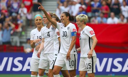Visa Increases Global Investment In Women's Soccer