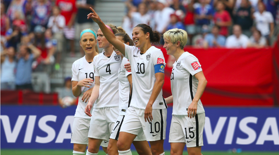 Visa Increases Global Investment In Women's Soccer