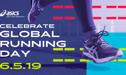 Asics Introduces Campaign For Global Running Day