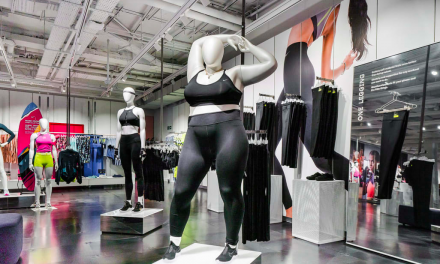 Nike Introduces Plus-Size Mannequins In London Store