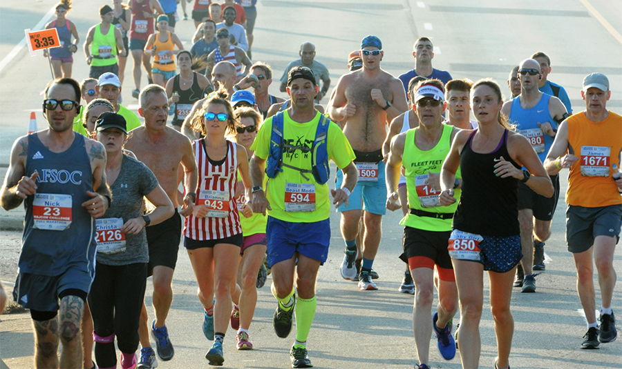 Global Running Event Participation Continues To Slide