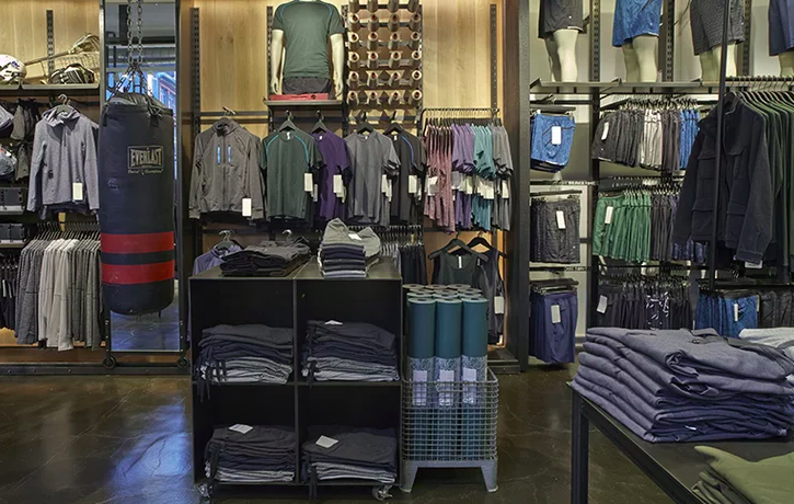 Lululemon Quietly Closes Men's-Only Stores