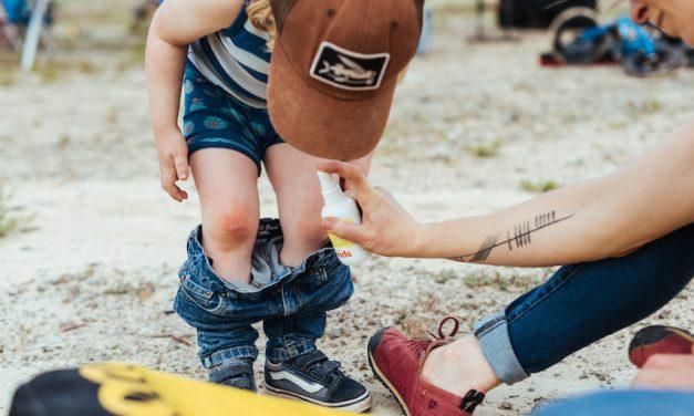 BLDG Active Launches Active Skin Repair Kids