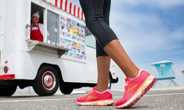 Brooks Running Launches Limited-Edition Melts Collection To Celebrate The Rewards Of Summer Running
