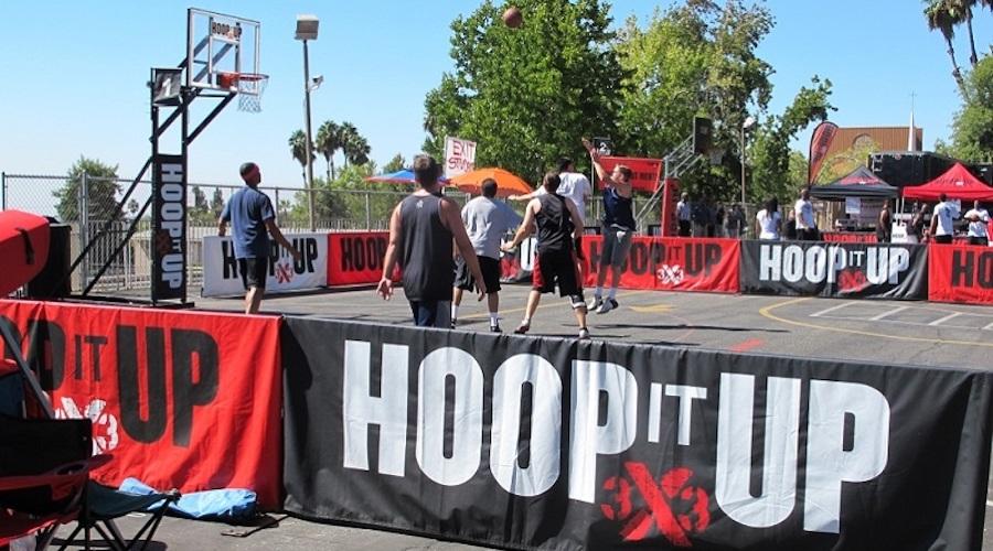 NBA Legend Kevin Garnett Acquires Hoop It Up Basketball Tour