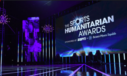 Adidas And Under Armour Recognized At ESPN's Sports Humanitarian Awards