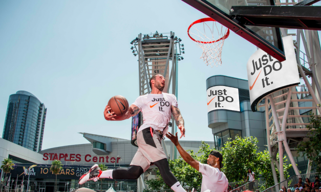 Nike Basketball 3ON3 Tournament Returns to L.A. LIVE