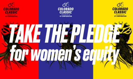 """Colorado Classic Issues """"Equity in Cycling Pledge"""""""