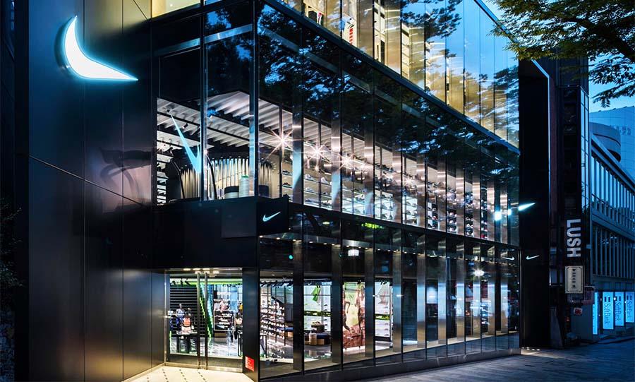 Nike Harajuku Store Undergoes Remodel