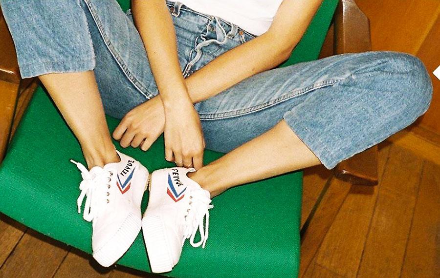 Feiyue Sneakers … Flying Forward