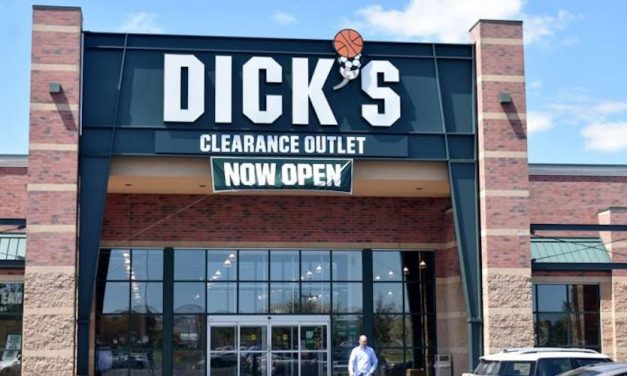 Report: Dick's Sporting Goods Opens Three Clearance Outlets