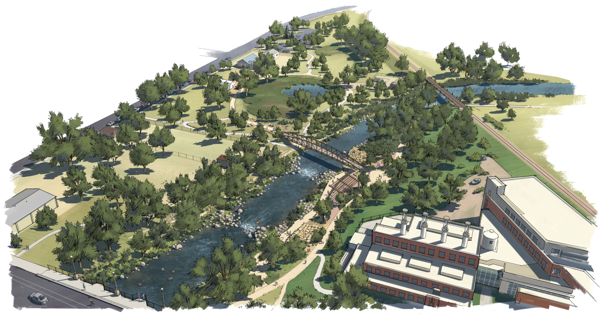 Scott Shipley, S2O Design Complete New Whitewater Park For The City Of Fort Collins, CO
