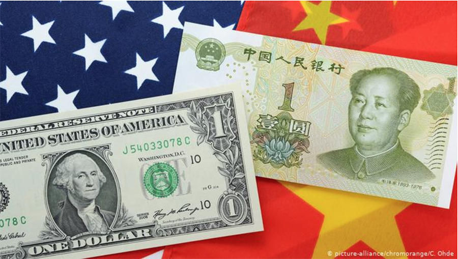 Trade War Escalates With Currency Manipulation Charges
