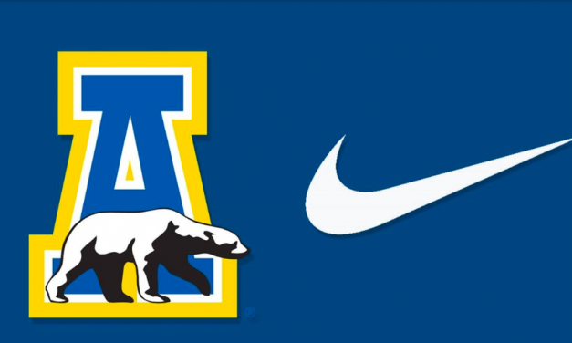 Nike Signs Deal With The University Of Alaska Fairbanks