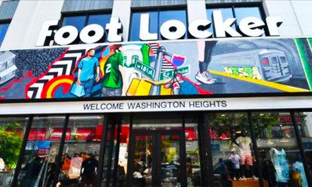 Foot Locker Unveils Washington Heights Community Power Store