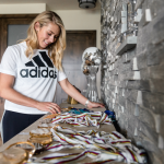 Adidas Signs World's No. 1 Skier Mikaela Shiffrin