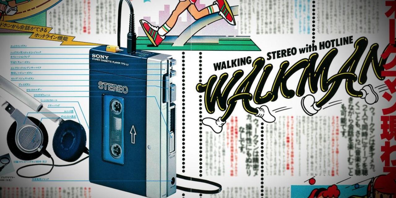 The Iconic Sony Walkman Turns 40