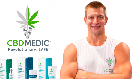 Rob Gronkowski Partners With Abacus Health Products
