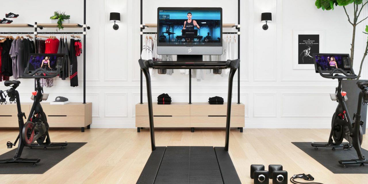 Peloton Pedals On Toward IPO As Losses Mount