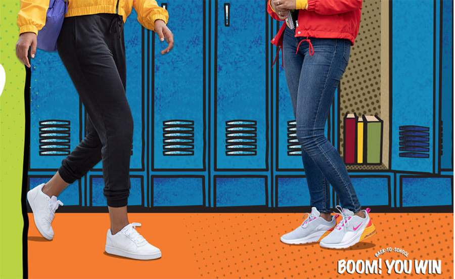 Shoe Carnival Eyeing Strong Back-To-School Selling