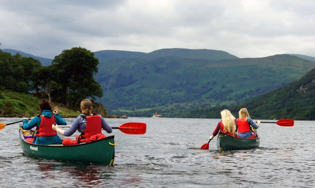 Equip UK Joins The Outward Bound Trust In Inspiring Young People