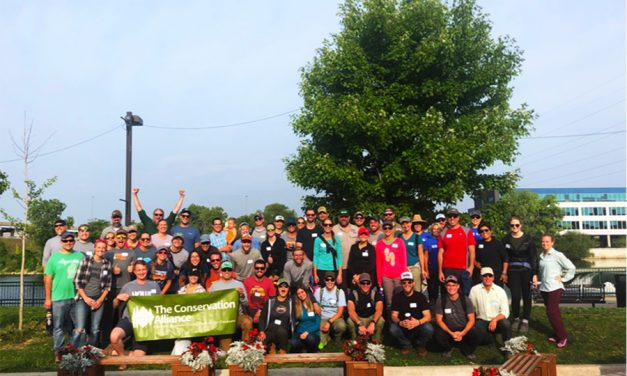 The Conservation Alliance Hosts Successful Backyard Collective Event In Grand Rapids, Michigan