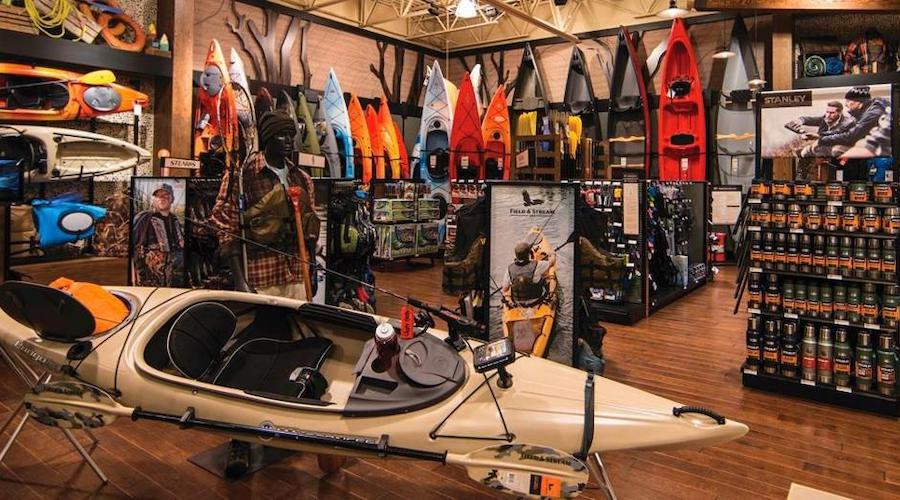 Sportsman's Warehouse To Acquire 8 Field & Stream Stores From Dick's